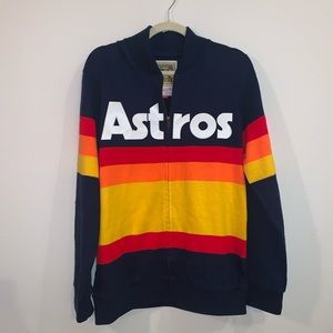 Vintage Mitchell & ness Houston Astros sweater